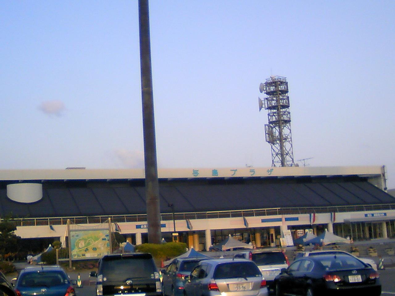 今瀬戸大橋です