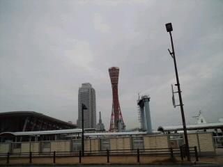 神戸へ来ました